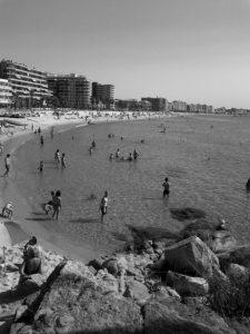 platja d'aro strand